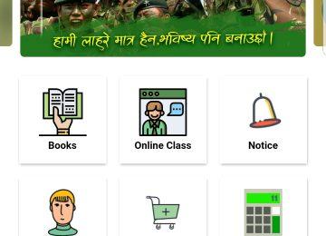 Salute Gorkha App