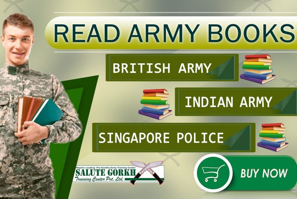 Salute Gorkha Army Books