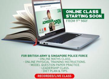 salute gorkha online class