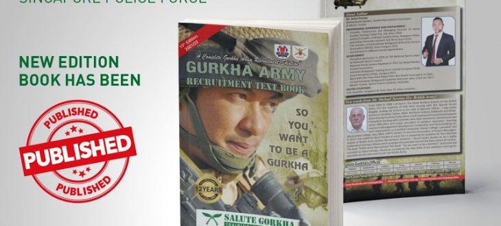 Gurkha Army Recruitment Text Book!!